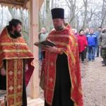 Купальня и колодец появились около святого источника в «Смоленском поозерье»