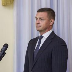 В Смоленске прошла инаугурация Николая Алашеева