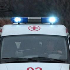 В ДТП с тремя иномарками погиб молодой пассажир и покалечился водитель