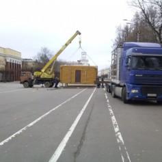 На площади Ленина в Смоленске оборудуют каток
