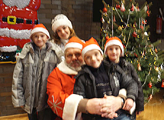 Смоленские дети побывали на празднике в немецком посольстве