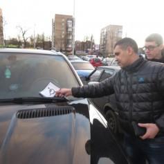 ГИБДД Смоленска отстаивает права инвалидов на парковку