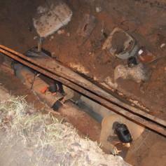 В Смоленске произошла очередная авария на теплотрассе