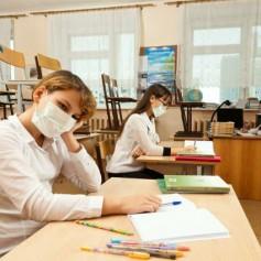 В смоленских школах приостанавливаются занятия