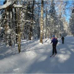 В «Юбилейном» заработает прокат лыж