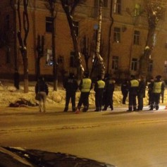 Полиция обращается к очевидцам происшествия, в котором погиб мужчина