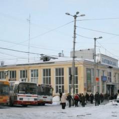 Смоленская фирма автоматизирует автовокзал в Перми