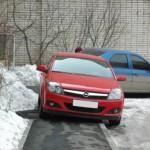 В Смоленске будут бороться с незаконными парковками