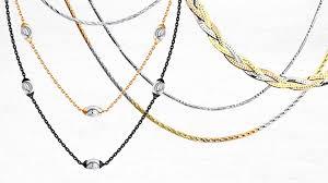 Какое самое прочное плетение у золотых и серебряных цепочек.