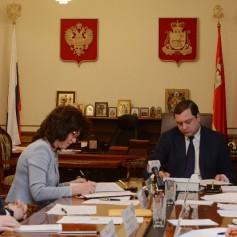 Смоленщина подписала соглашение с Российской ассоциацией водоснабжения
