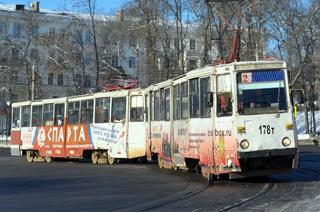 Десять старых трамваев Смоленску подарит Москва