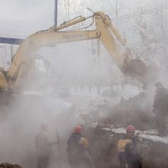 Теплоэнергетики проведут ремонт теплосети на улице Попова в Смоленске