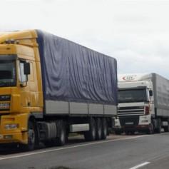 В Смоленске на месяц ограничат движение большегрузного транспорта