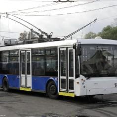 Новый троллейбус появился в Смоленске