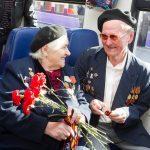 В Смоленске с 7 по 9 мая ветераны будут ездить бесплатно
