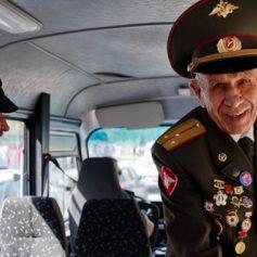 Ветераны смогут бесплатно воспользоваться общественным транспортом