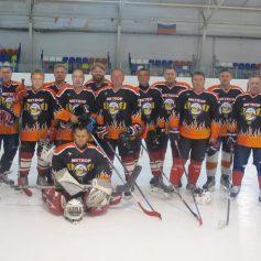 Смоленские ветераны выиграли турнир Ночной хоккейной лиги