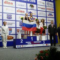 Смоленские спортсмены успешно выступили на чемпионате Европы по сумо