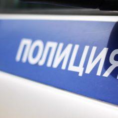 В Смоленске полиция работает на месте падения ребенка с 9-го этажа