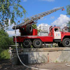 Под Смоленском «террористы» захватили «Роснефть»