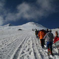 Эльбрус: восхождение на высочайшую гору Европы