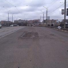 В Смоленске из-за ремонта Пятницкого путепровода изменится движение транспорта
