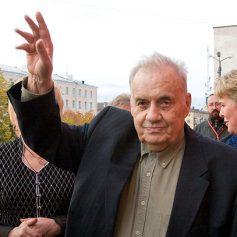 Народный адвокат Илья Рейзер поддержал смолян, протестующих против строительства мусороперерабатывающего комплекса