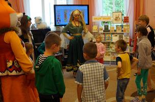 Детская библиотека имени Соколова-Микитова пополнит книжный фонд
