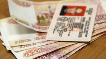 В Смоленске задержали водителя с поддельными правами