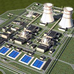 Правительство утвердило срок введения в эксплуатацию Смоленской АЭС-2