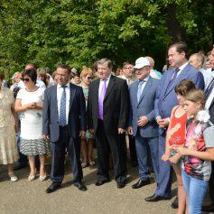 Губернатор посетил Холм-Жирковский район