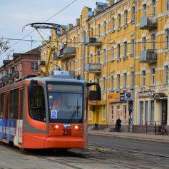 В день города в Смоленске будут ходить дополнительные трамваи и автобусы
