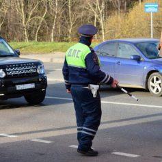 На выходных каждого водителя остановят инспекторы ГИБДД