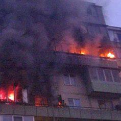 В Смоленской области стиральная машина чуть не сожгла девятиэтажку