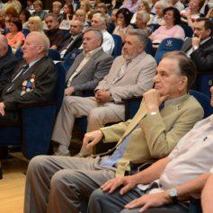 В Смоленске чествовали ветеранов
