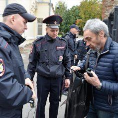 Полицейские обеспечили безопасность на праздновании Дня города