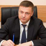 Николай Алашеев уходит с поста главы Смоленска