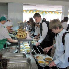 Сколько стоит школьный обед в Смоленске?