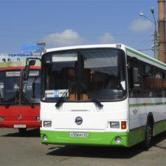 В Смоленске меняется маршрут движения автобусов