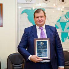 Максим Шкадов – «Директор года»