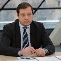Алексей Островский поздравил сотрудников органов внутренних дел с профессиональным праздником
