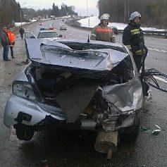 В Смоленской области будут судить водителя, обвиняемого в ДТП с тремя жертвами