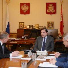 Алексей Островский заявил, что Смоленской области нужны новые электрички