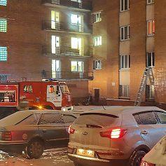 Студентов смоленского медуниверситета эвакуировали из-за угрозы пожара