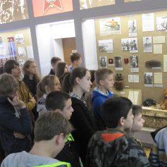 В музее «Смоленщина в годы Великой Отечественной войны 1941 — 1945 гг.» отметили День неизвестного солдата