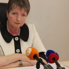 Глава Департамента Смоленской области по образованию, науке и делам молодёжи уволена
