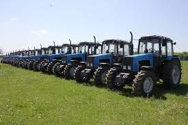 Обновление сельскохозяйственной техники