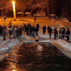 В Смоленске в Крещенскую ночь с 18 на 19 января автобусы будут возить бесплатно