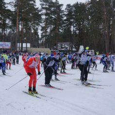 В Смоленске перенесли Лыжню России