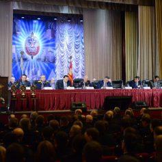 В Смоленске прошло заседание Коллегии УМВД России по Смоленской области